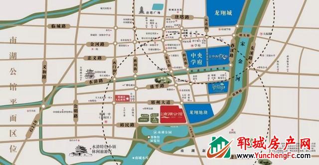 龙翔南湖公馆新年贺岁 新品加推 | 返乡置业,公馆归家!