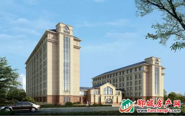 恒源锦绣城 | 郓城竟有如此重视教育的社区?社区内引进北京名校!
