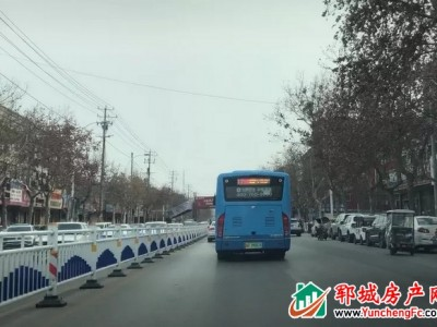 郓城城乡公交开始试运行,路线来了!